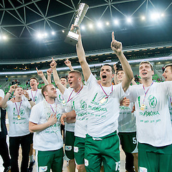 20120524: SLO, Basketball - Telemach League, Finals, KK Union Olimpija vs KK Krka