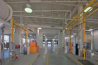 Interior image of Bus Maintenance Facility in Fairfax, VA