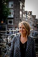 AMSTERDAM - portrait of the psychoanalyst Esther Perel ROBIN UTRECHT