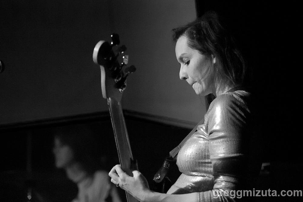 Mostly Muff's Ivy Meissner at the Visual Arts Collective.<br /> <br /> Mostly Muff and G1RLCR3W performed  at the Visual Arts Collective in Garden City, Idaho, February 13, 2016. The event benefited the Erin Cunningham Medical and Well-Being Fund.