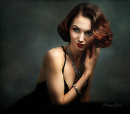 """Elegance is not about being noticed, it's about being remembered"" ~Giorgio Armani  Image inspired by 1930's actress, Carole Lombard Model: Zoe West MU/Hair: Jackie Jackson @starhighbeauty<br /> Photog/Editing/Styling: Alexxa Grace Photography <br /> www.alexxagrace.com<br /> Follow me on Instagram: www.instagram.com/alexxagrace/  <br /> #beauty #fineartphotography #hair #lighting  #beauty #glamour  #lightwithin #alexxagracephotography #softness #redhair  #glow #artmodel #lighting #oldhollywood #carolelombard #1930s #vintagedress #vintage"