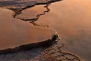 Morning Reflection - Yellowstone National Park