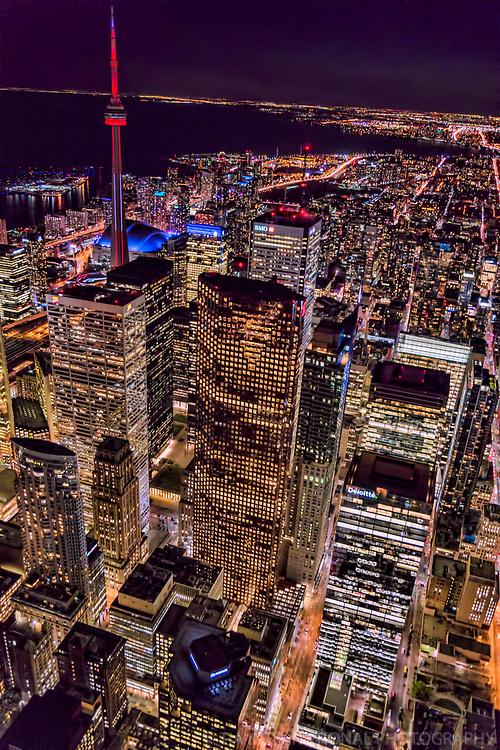 Toronto Financial District