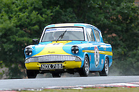 (8) - Nick Jones - Ford Anglia.Thermex Classic Saloon & Historic Touring Car Championship - Class C.Oulton Park, Cheshire, United Kingdom.  21st-June 2008.World Copyright: Peter Taylor/PSP