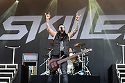 Skillet at Metropolitan Park on May 4, 2019 in Jacksonville, Florida (Photo: Charlie Steffens/Gnarlyfotos)