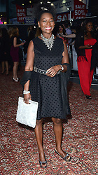 Baroness Floella Benjamin attends an exclusive charity preview screening of Downton Abbey on behalf of The Cinema and Television  Benevolent Fund  at The Empire, Leicester Square on Wednesday 17th September 2014