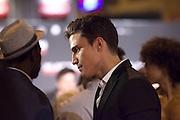 """Spanish actor Alex Gonzalez  attends the """"Alacran Enamorado"""" Premiere in Madrid at the Callao Cinema"""