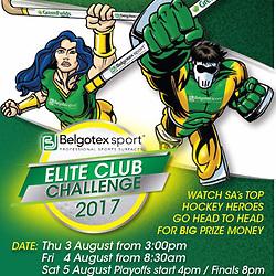 Riverside Hockey Club Belgotex Sport Elite Club Challenge