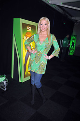 LIZ FULLER at the premier of Ben Ten Alien Force at the Old Billingsgate Market, City of London on 15th February 2009.