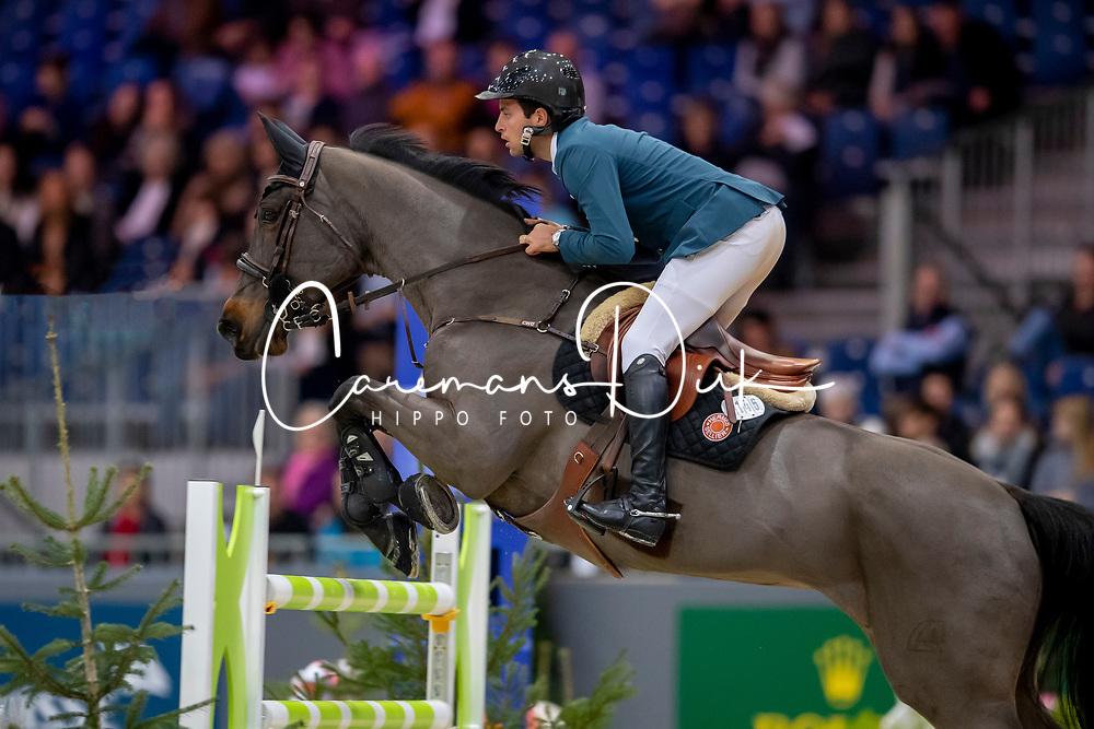Bluman Daniel, ISR, Sancha LS<br /> CHI Genève 2019<br /> © Hippo Foto - Dirk Caremans<br />  13/12/2019