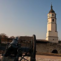 Kalemegdan Fortress, Belgrade, Serbia.