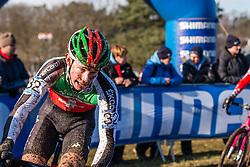 Fabian Lienhard (SUI), Men Under 23, Cyclo-cross World Championships Tabor, Czech Republic, 1 February 2015, Photo by Pim Nijland / PelotonPhotos.com