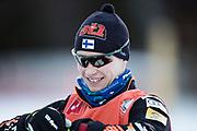 DAVOS, SCHWEIZ - 2016-12-09: Matti Heikkinen under tr&auml;ning inf&ouml;r Viessmann FIS Cross Country World Cup den 9 december, 2016 i Davos, Schweiz. Foto: Nils Petter Nilsson/Ombrello<br /> ***BETALBILD***