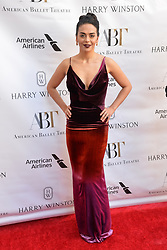 May 20, 2019 - New York, NY, USA - May 20, 2019  New York City..Isadora Loyola attending arrivals to the American Ballet Theater  Spring Gala at the Metropolitan Opera House in Lincoln Center on May 20, 2019 in New York City. (Credit Image: © Kristin Callahan/Ace Pictures via ZUMA Press)