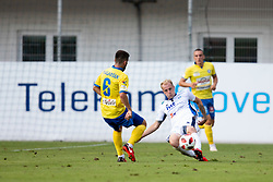 Uros Celcer of ND Gorica during football match between NK Celje and ND Gorica in 2nd Round of Prva liga Telekom Slovenije 2018/19, on July 27, 2018 in Sadion Z'Dezele, Celje, Slovenia. Photo by Urban Urbanc / Sportida
