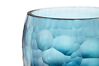 Glass tumblers designed by Anna Rabinowicz of RabLabs.