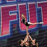 1242_BLACK ICE  - Senior  Level 3 Stunt Group
