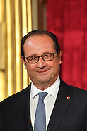 File - French President Francois Hollande Archive