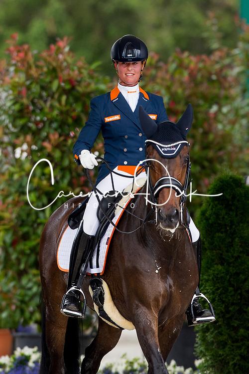 Cornelissen Adelinde, NED, Zephyr<br /> CHIO Aachen 2019<br /> © Hippo Foto - Sharon Vandeput<br /> 18/07/19