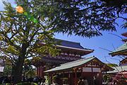 Japan, Tokyo, Asakusa, Senso-ji temple