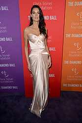 September 12, 2019, New York, NY, USA: September 12, 2019  New York City..Jordana Brewster attending the 5th annual Diamond Ball benefit gala at Cipriani Wall Street on September 12, 2019 in New York City. (Credit Image: © Kristin Callahan/Ace Pictures via ZUMA Press)