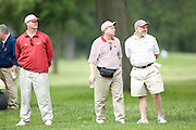 Arkansas Razorback Men's  Golf team 2008 at the NCAA Championships v Texas A&M in Ohio...©Wesley Hitt.All Rights Reserved.501-258-0920.