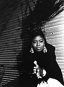 Caron Wheeler of Soul II Soul, London, 1990s.