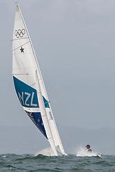 2012 Olympic Games London / Weymouth<br /> Pepper Hamish, Turner Jim, (NZL, Star)