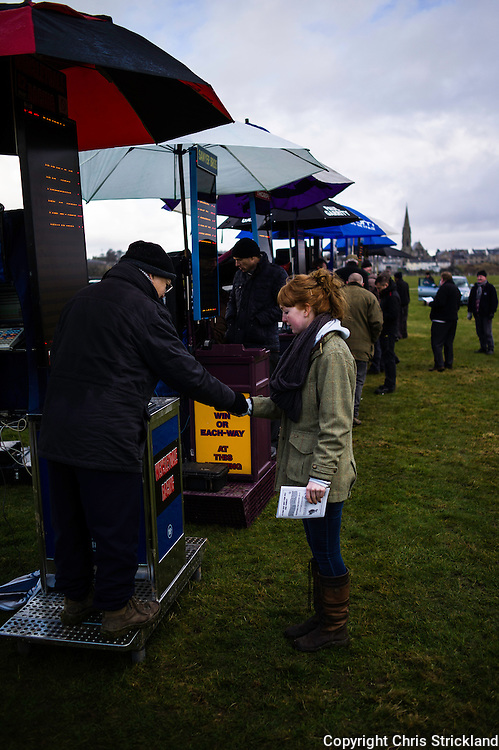 Beth Mabon backs Waterford each way at the Jedforest point-to-point; the bet proved to be shrewd business, the horse came second.