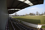The Mayfield Stadium before the Southern Counties East match between AFC Croydon Athletic and Greenwich Borough at the Mayfield Stadium, Croydon, United Kingdom on 12 March 2016. Photo by Martin Cole.