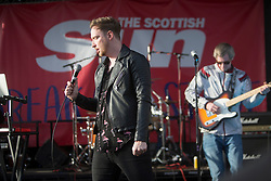 Lemonhaze on the Sun Break Out stage. Sunday at Party at the Palace 2017, Linlithgow.