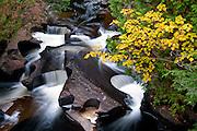 Presque Isle River, Porcupine Mountains Wilderness State Park, Ontonagon County, Michigan