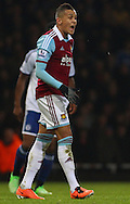Picture by David Horn/Focus Images Ltd +44 7545 970036<br /> 23/11/2013<br /> Ravel Morrison of West Ham United during the Barclays Premier League match at the Boleyn Ground, London.