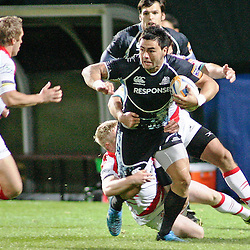 Glasgow Warriors v Dragons | RaboDirect Pro12 League | 07 October 2011
