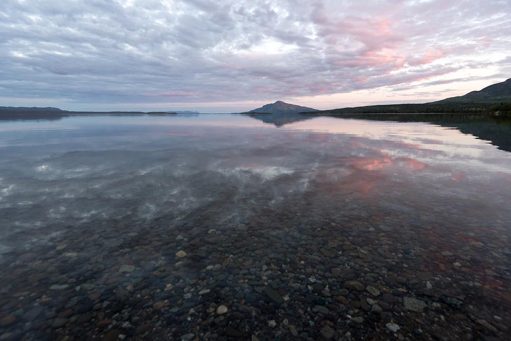 Brooks Lake, Katmai National Park, Alaska