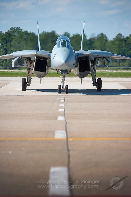 Retirement of the F-14 Tomcat at NAS Oceana