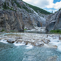 badger creek falls
