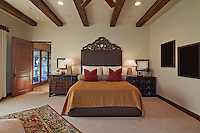 Interior of Bedroom of luxury house