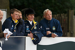 Lindelöw Douglas, Persson Helena, (SWE)<br /> Furusiyya FEI Nations Cup™ presented by Longines<br /> CHIO Rotterdam 2015<br /> © Hippo Foto - Dirk Caremans<br /> 19/06/15