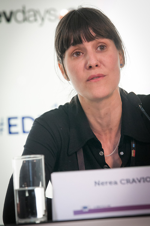 03 June 2015 - Belgium - Brussels - European Development Days - EDD - Gender - Women's empowerment - Key lessons for financing and measuring gender equality - Nerea Craviotto , Lead Advocacy Coordinator , AWID © European Union