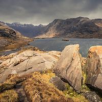 Loch Coruisk from Sgurr na Stri, Isle of Skye
