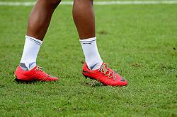 Rainbow laces - Mandatory by-line: Dougie Allward/JMP - 02/12/2017 - FOOTBALL - Memorial Stadium - Bristol, England - Bristol Rovers v Rotherham United - Sky Bet League One