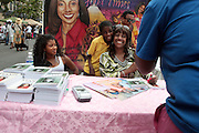 21 July 2011- Harlem, NY- Actress Berndette Stanis at the 2011 Harlem Book Fair held along West 135th Street and at The Schomburg Center on July 23, 2011 in the village of Harlem, USA. Photo Credit: Terrence Jennings