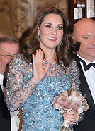 Kate Middleton Attends Royal Variety Performance