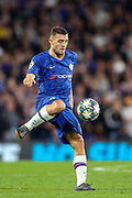 Chelsea midfielder Mateo Kovacic (17) during the Champions League match between Chelsea and Valencia CF at Stamford Bridge, London, England on 17 September 2019.