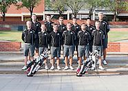 OC Men's Golf Team and Individuals - 2012-13 Season