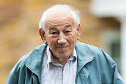 Alan Soden, who has been involved in a legal dispute with Annette and Raymond Timmins who have forked out thousands on a fierce 11-year battle over a 76cm wide strip of land in a car park near their properties. Maidenhead, September 12 2018.