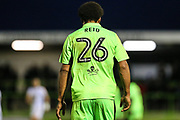 Forest Green Rovers Reuben Reid(26) during the EFL Sky Bet League 2 match between Forest Green Rovers and Port Vale at the New Lawn, Forest Green, United Kingdom on 6 January 2018. Photo by Shane Healey.