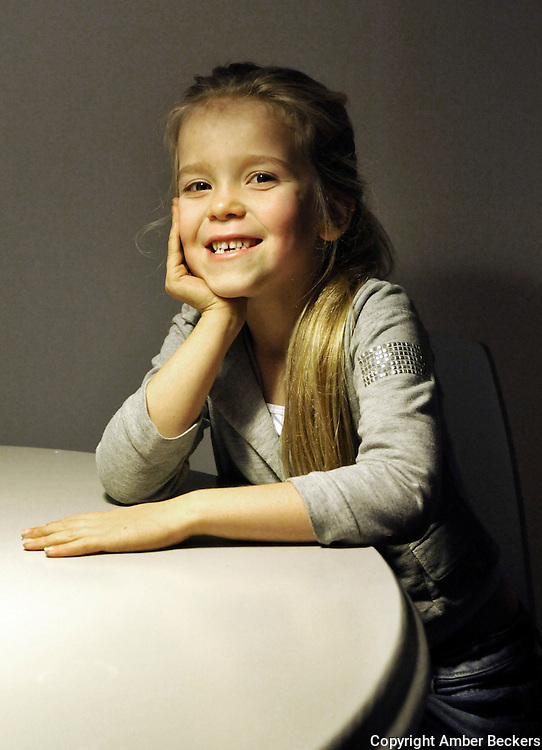 December 7, 2015 - 19:34<br /> The Netherlands, Amsterdam - Zo&euml;, 6 years and one month old