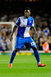 Bristol Rovers' Ellis Harrison  - Photo mandatory by-line: Dougie Allward/JMP - Tel: Mobile: 07966 386802 04/09/2013 - SPORT - FOOTBALL -  Ashton Gate - Bristol - Bristol City V Bristol Rovers - Johnstone Paint Trophy - First Round - Bristol Derby